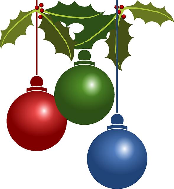 vector gratis navidad bolas imagen gratis en pixabay