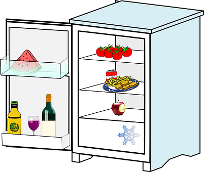 Refrigerator Kitchen Appliance Fridges Hom