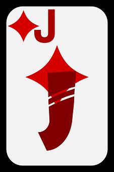 Diamonds, Jack, Game, Cards, Play, Poker