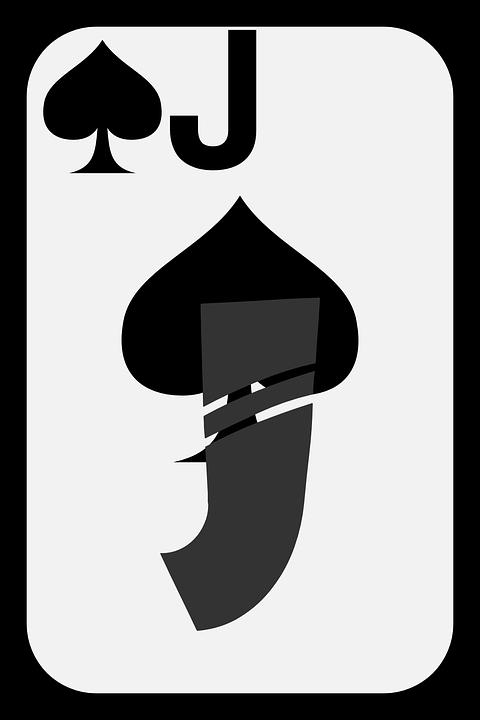 Пики, Карты, Джек, Играть, Игры, Покер, Казино, Ставка