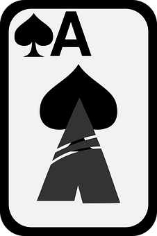 Ace, Spades, Game, Cards, Play, Poker