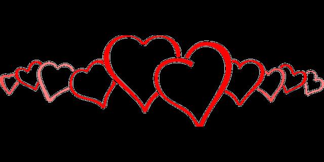 Love Frame Png Transparent Images 1293: Vector Gratis: Corazones, San Valentín, El Amor