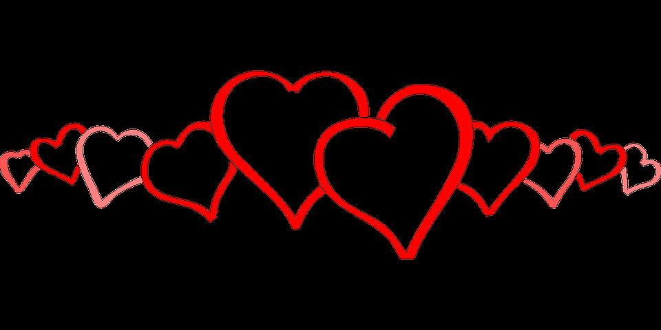 hearts valentine love free vector graphic on pixabay rh pixabay com