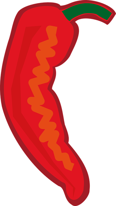 Free vector graphic: Pepper, Chili, Spice, Spicy - Free ...