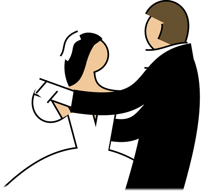 Wedding Png Transparent Free Images: Marriage Married Wedding Bride And · Free Vector Graphic