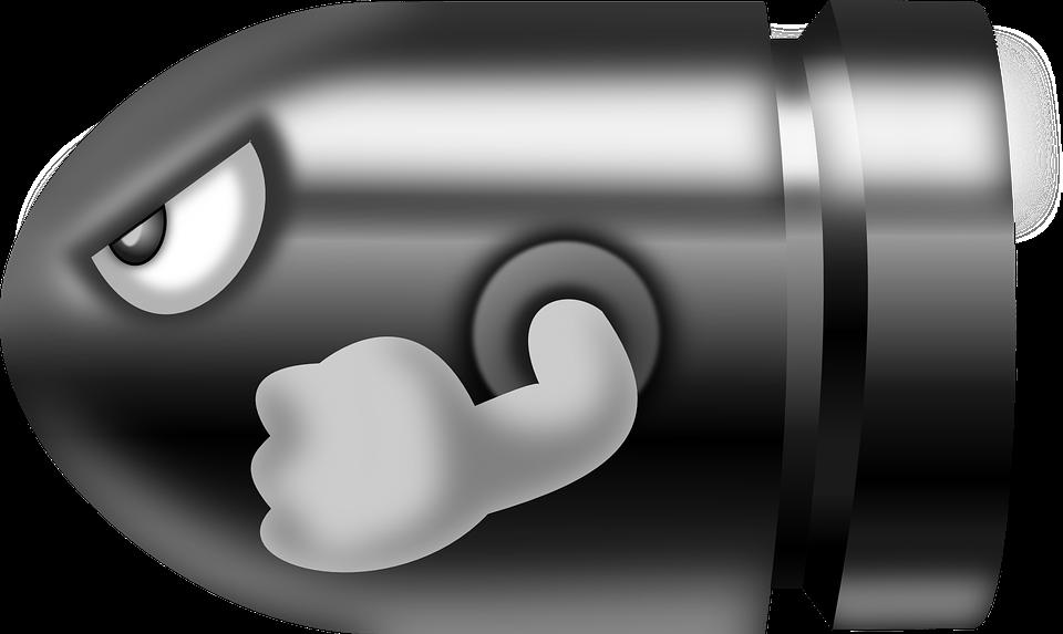 Image Coup De Feu balle munitions coup de feu · images vectorielles gratuites sur pixabay