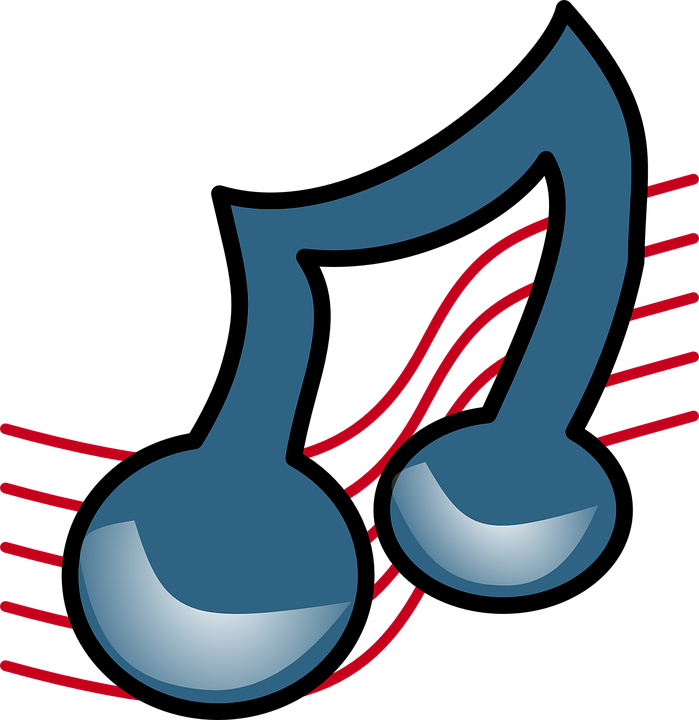 Musical Notes Symbols Free Vector Graphic On Pixabay