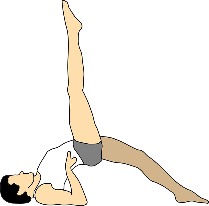 Yoga, Man, Person, Exercise, Balance, Position, Stretch