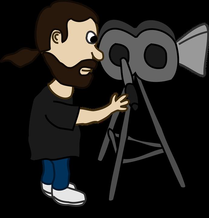 Video, Mann, Kamera, Camcorder, Kino, Hersteller, Film