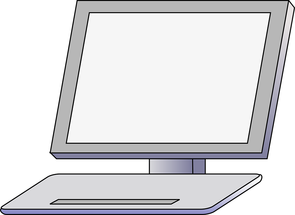 Free Vector Graphic Laptop Screen Monitor Hardware