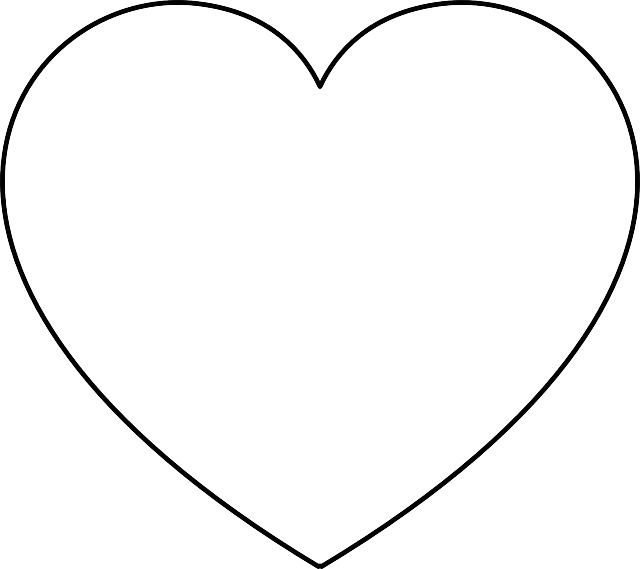 Heart Shape Valentine Free Vector Graphic On Pixabay