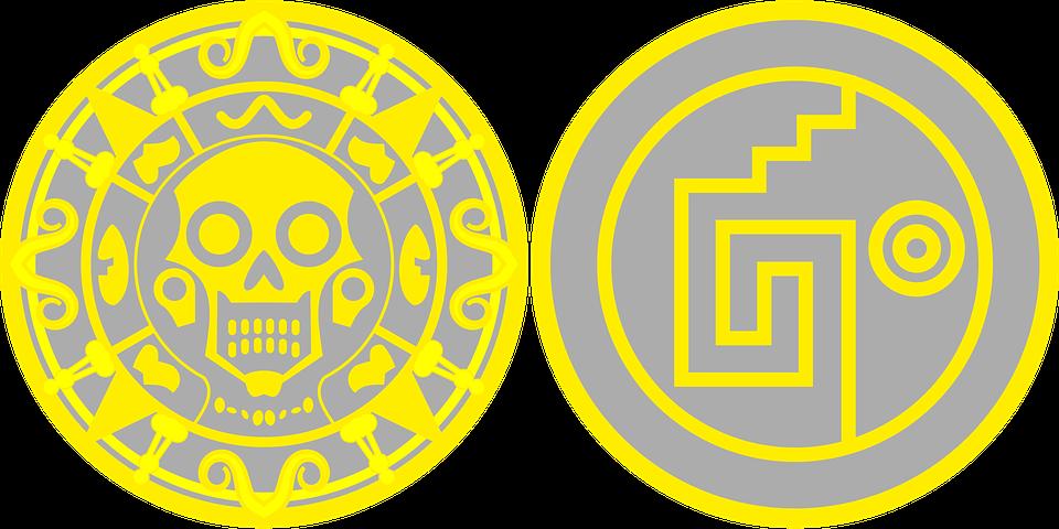 Aztec Mayan Toltec Skull Free Vector Graphic On Pixabay