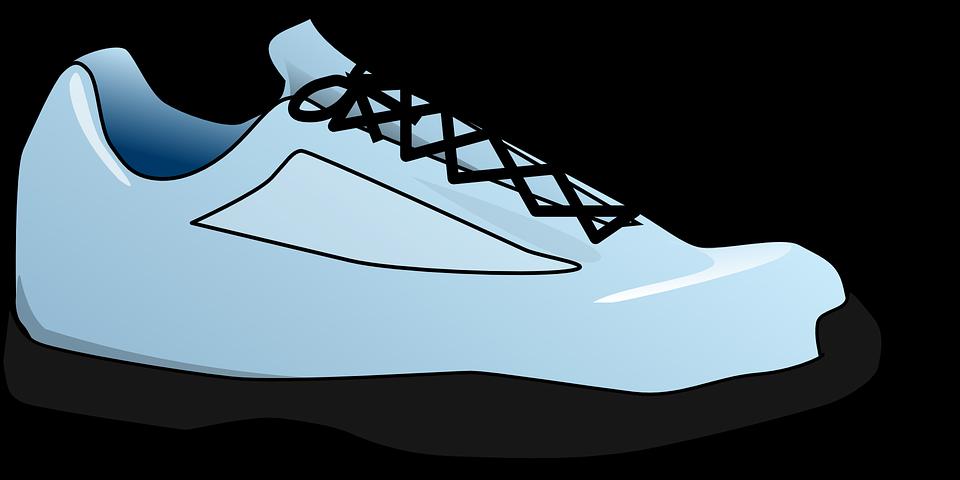 · Gratuites Sports Images Tennis Chaussures En Cours Vectorielles FAR4Awq