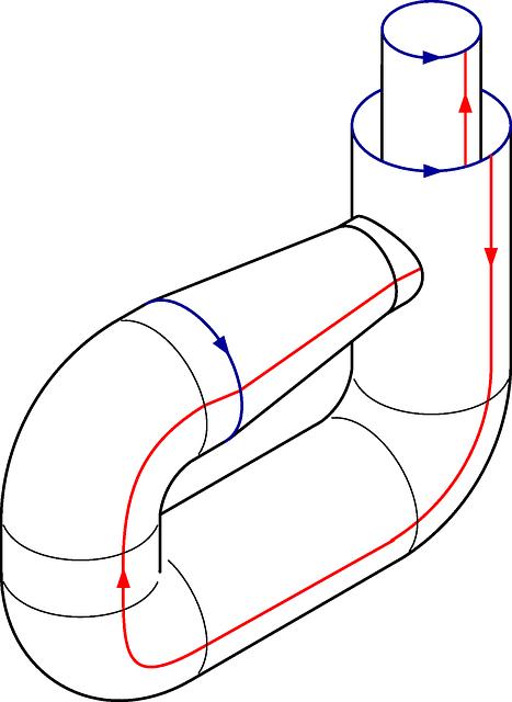 Free Vector Graphic Tube, Plumbing, Drain, Piping, Pipe -9389