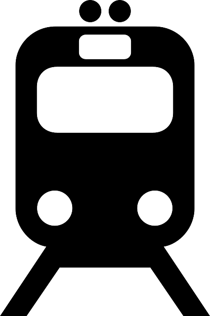 vector clipart train - photo #33