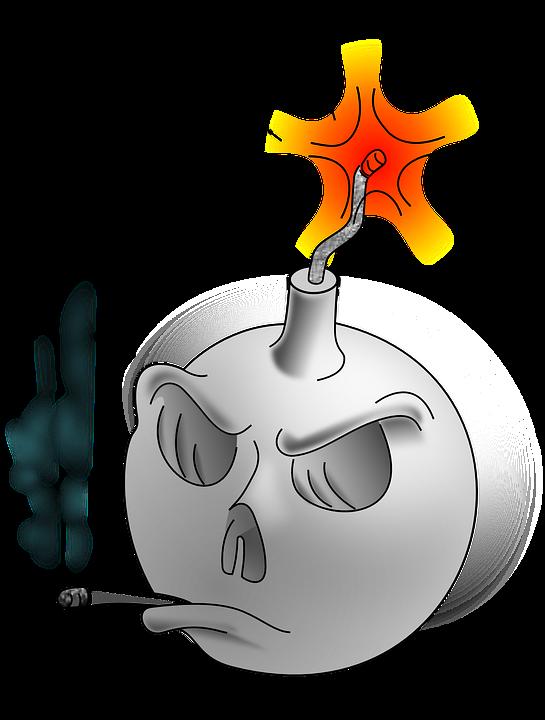 Bahaya Merokok Gambar Animasi Bom Berbahaya Merokok Gambar Vektor Gratis Di Pixabay