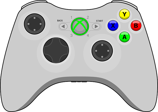 Game Control Remote Free Vector Graphic On Pixabay