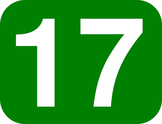 Nummer 17
