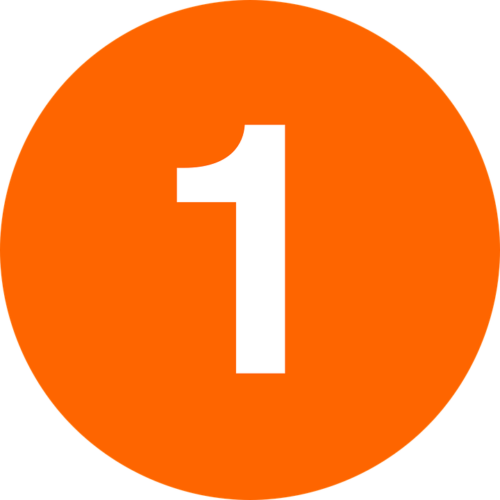 uno c rculo orange gr ficos vectoriales gratis en pixabay. Black Bedroom Furniture Sets. Home Design Ideas