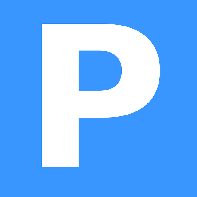 Parking Sign Symbol Free Vector Graphic On Pixabay