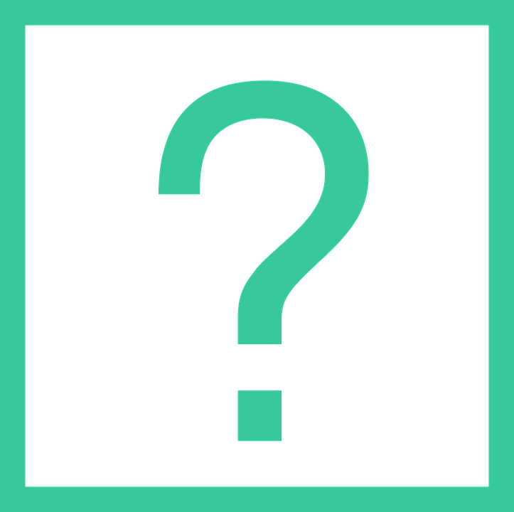 Question Mark Square Free Vector Graphic On Pixabay
