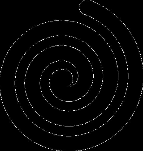 Image Vectorielle Gratuite: Spirale, Courbe, Bold, Tour