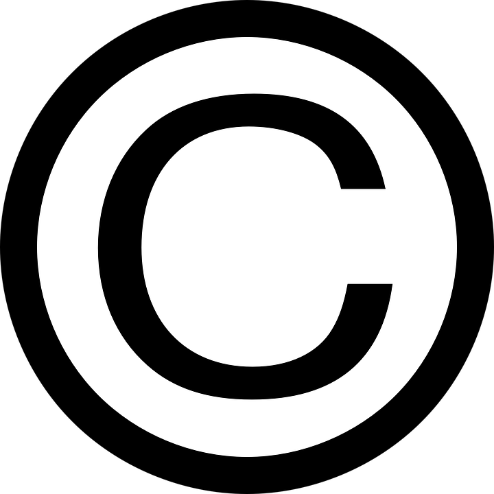 copyright symbol sign free vector graphic on pixabay Copyright Warning copyright symbol sign black white circled capital