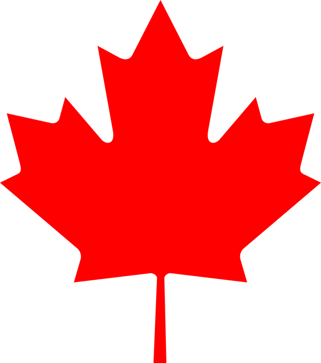 maple leaf canada canadian free vector graphic on pixabay rh pixabay com canada flag vector free download