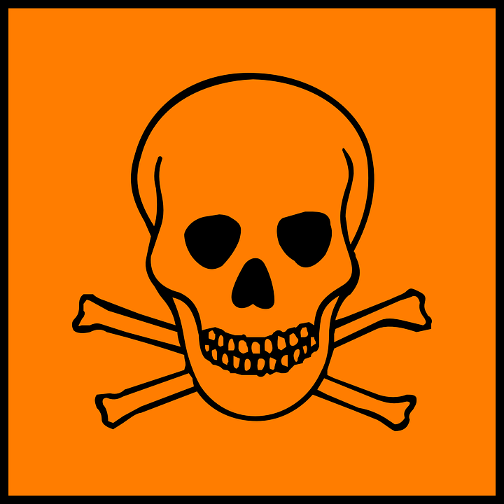 Danger Warning Hazard Free Vector Graphic On Pixabay