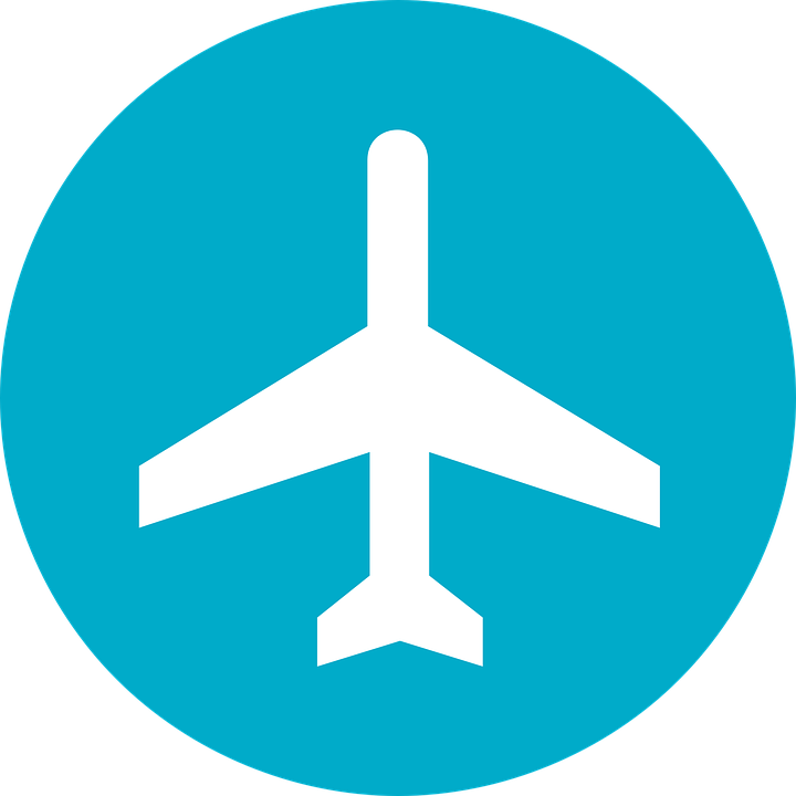 Airport Signs Symbols Free Vector Graphic On Pixabay