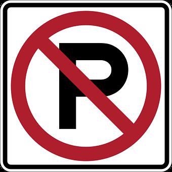 Park, Signs, Travel, No Parking