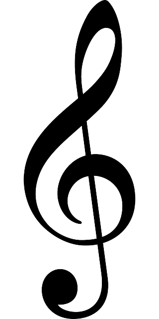 Music Treble Clef 183 Free Vector Graphic On Pixabay
