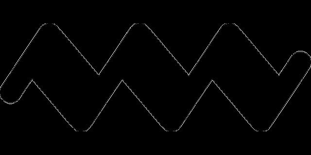 Zigzag Line Pattern · Free vector graphic on Pixabay Зигзаг Линия