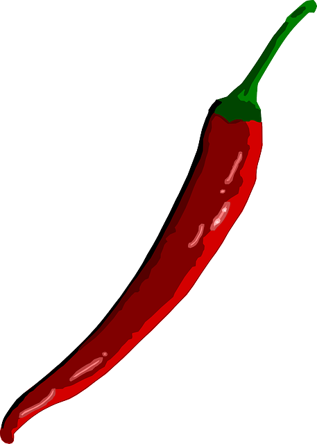 vector gratis  pimienta  chile  vegetales - imagen gratis en pixabay