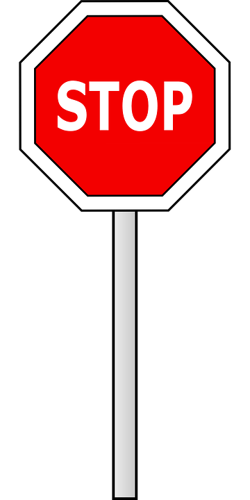 stop signal traffic free vector graphic on pixabay rh pixabay com stop sign graphic free stop sign graphic art
