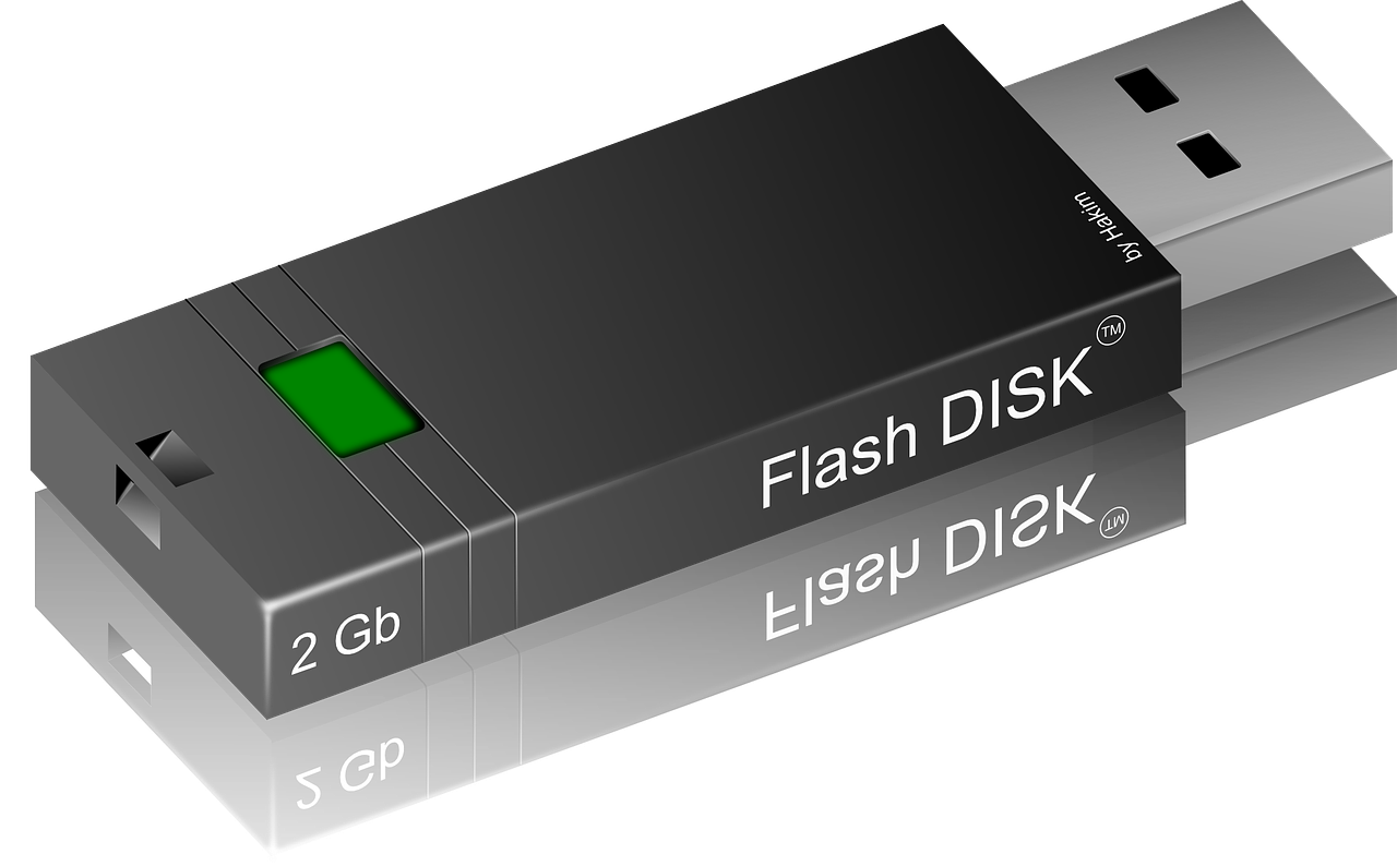 How to recover deleted files from a USB flash drive?