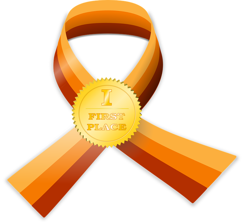 ribbon certificate golden free vector graphic on pixabay