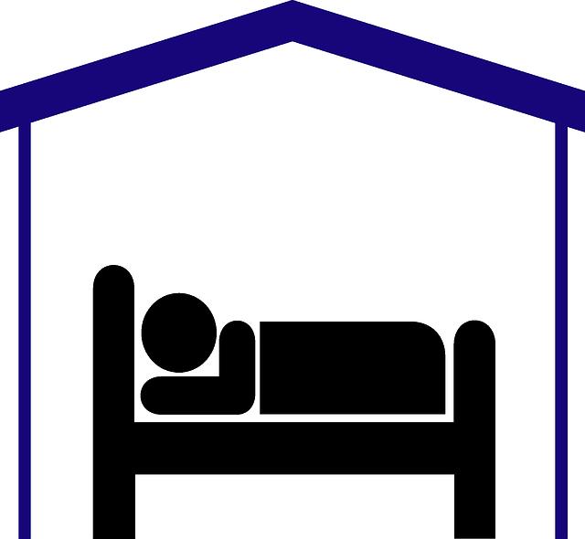 kostenlose vektorgrafik zimmer hotel motel bett kostenloses bild auf pixabay 40309. Black Bedroom Furniture Sets. Home Design Ideas