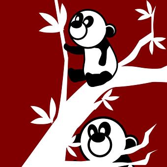 Pandas, Animals, Mammals, Small, Little