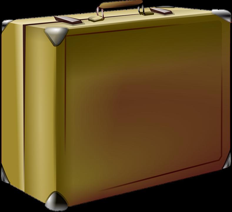 kostenlose vektorgrafik koffer gep ck container griff kostenloses bild auf pixabay 40334. Black Bedroom Furniture Sets. Home Design Ideas