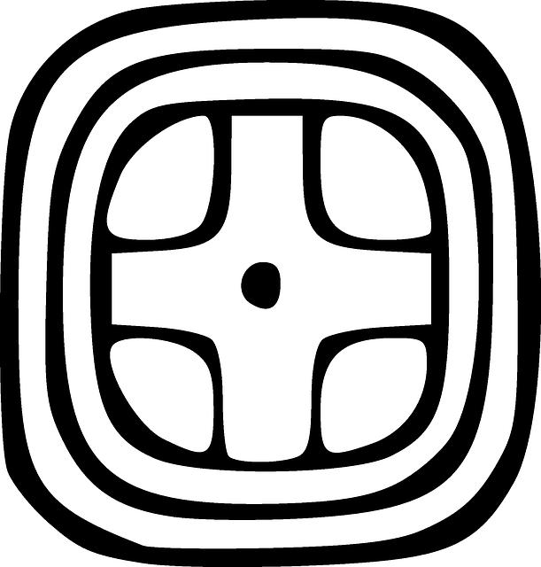 Mayan Glyph Maya Free Vector Graphic On Pixabay