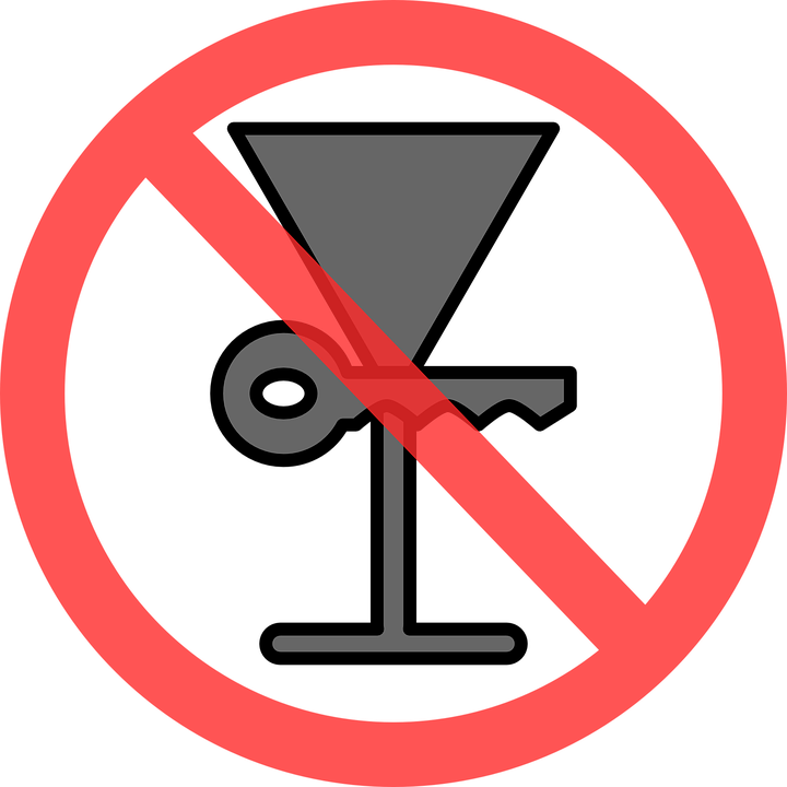 Drunk Driving Alcohol Free Vector Graphic On Pixabay