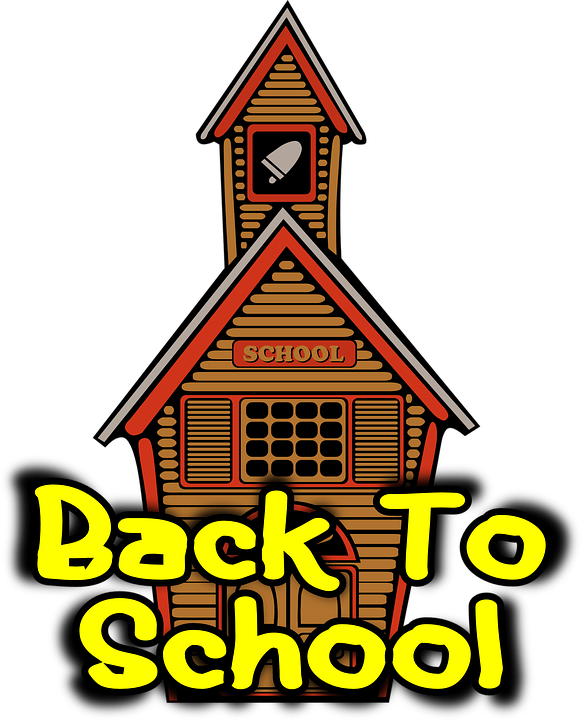 Back To School, School, Back, Student, Going, Education