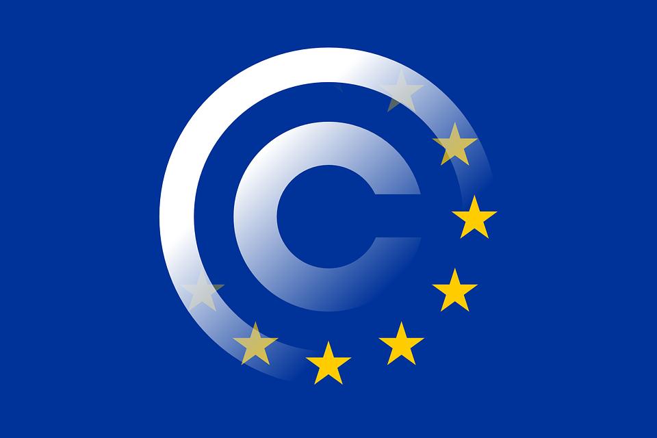free vector graphic  copyright  stars  european  circle