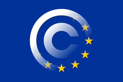 Copyright, Stelle, Europeo, Cerchio