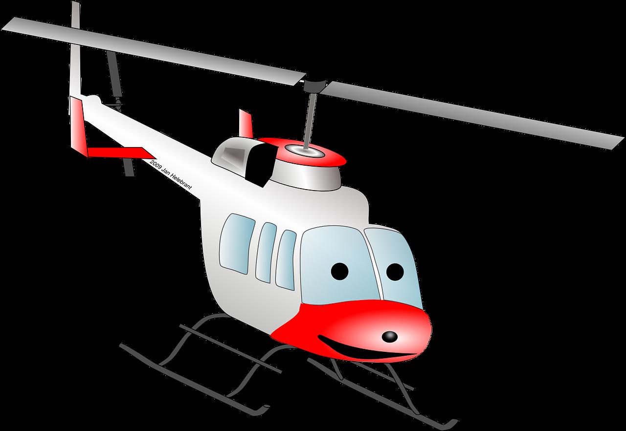 Helikopter Kartun Terbang Gambar Vektor Gratis Di Pixabay