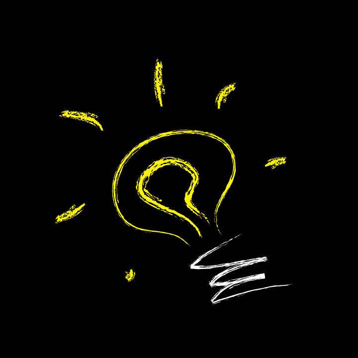 kostenlose vektorgrafik birne licht idee strom kostenloses bild auf pixabay 40701. Black Bedroom Furniture Sets. Home Design Ideas
