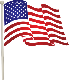 View High Resolution Hd American Flag Images