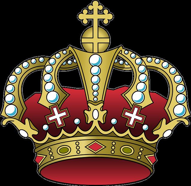 Logo Mahkota Png >> Free vector graphic: Crown, Tiara, Glowing, Shining - Free Image on Pixabay - 40857