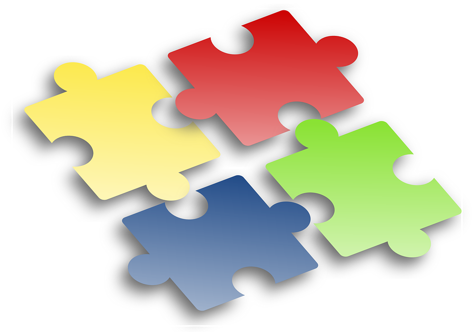 Free Vector Graphic Jigsaw Puzzle Pieces Solution